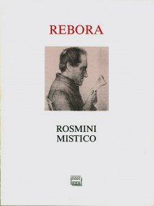 Copertina di 'Rosmini mistico.'