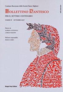 Copertina di 'Bollettino dantesco. Per il settimo centenario (2017)'