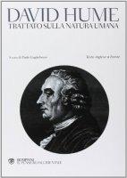 Trattato della natura umana. Testo inglese a fronte - Hume David
