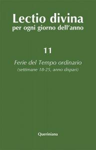 Copertina di 'Lectio divina per ogni giorno dell'anno [vol_11]'