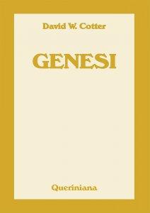 Copertina di 'Genesi'