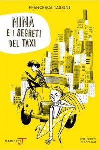 Copertina di 'Nina e i segreti del taxi'