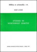 Studies in northwest semitic - Althann Robert