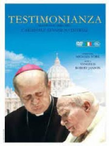 Copertina di 'Testimonianza. Basato sul libro del Cardinale Stanislao Dziwisz'