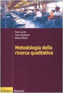 Copertina di 'Metodologia della ricerca qualitativa'