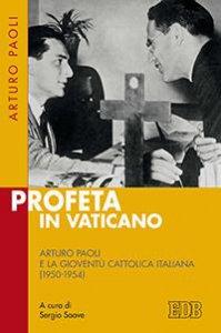 Copertina di 'Profeta in Vaticano'