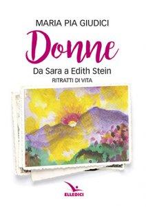 Copertina di 'Donne. Da Sara a Edith Stein'