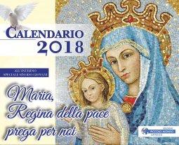 Copertina di 'Maria, Regina della pace prega per noi'