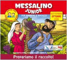 Copertina di 'Messalino Junior. Settembre ottobre 2008.'