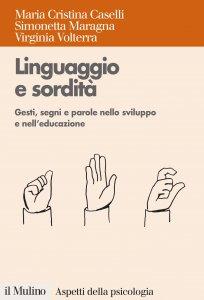 Copertina di 'Linguaggio e sordità'