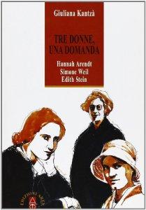 Copertina di 'Tre donne, una domanda'
