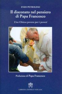 Copertina di 'Il diaconato nel pensiero di Papa Francesco'