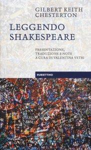 Copertina di 'Leggendo Shakespeare'