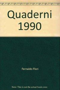 Copertina di 'Quaderni 1990'