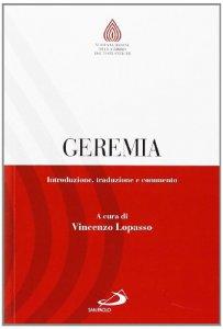 Copertina di 'Geremia. Introduzione, traduzione e commento'