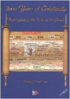 2000 years of Christianity. Historiogram of the way of the Church - Pereda Hernan