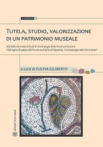 Copertina di 'Tutela, studio, valorizzazione di un patrimonio museale'