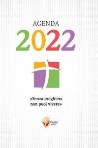 """Copertina di 'Agenda 2022. """"Senza preghiera non puoi vivere""""'"""