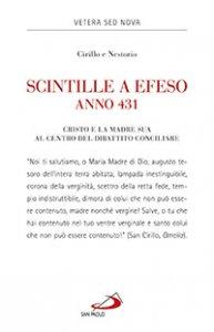 Copertina di 'Scintille a Efeso, anno 431'