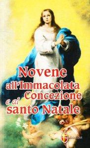 Copertina di 'Novene all'Immacolata Concezione e al Santo Natale'