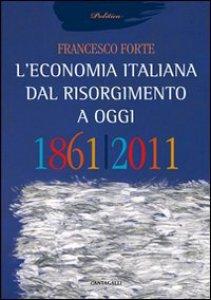 Copertina di 'L' economia italiana nel '900'