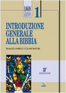 Copertina di 'Introduzione generale alla Bibbia'