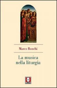 Copertina di 'La musica nella liturgia'