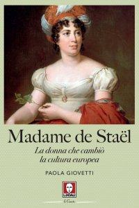 Copertina di 'Madame de Staël'