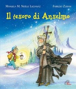 Copertina di 'Il tesoro di Anselmo'