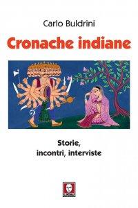 Copertina di 'Cronache indiane'