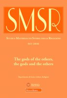 SMSR. Vol. 84/1 (2018): Gods of the others, the gods and the others. (The)