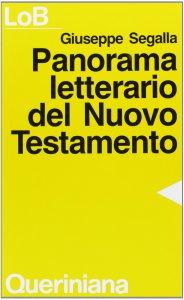 Copertina di 'Panorama letterario del Nuovo Testamento'
