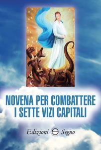 Copertina di 'Novena per combattere i sette vizi capitali'