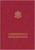 Caeremoniale episcoporum. Pontificale romano