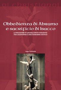 Copertina di 'Obbedienza di Abramo e sacrificio di Isacco'