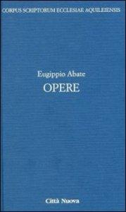 Copertina di 'Opere - Eugippio'