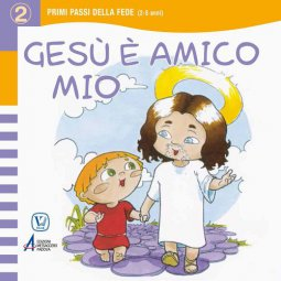 Copertina di 'Gesù è amico mio'