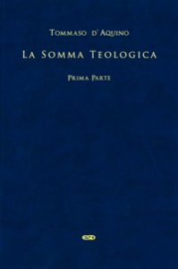 Copertina di 'Somma Teologica - Prima parte'