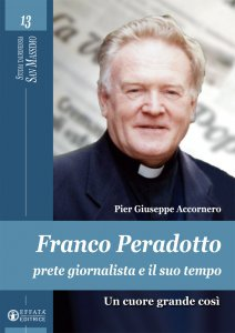 Copertina di 'Franco Peradotto, prete giornalista e il suo tempo'