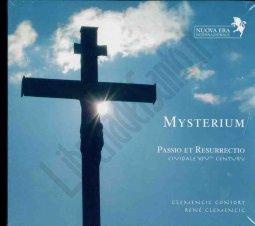 Copertina di 'Mysterium'