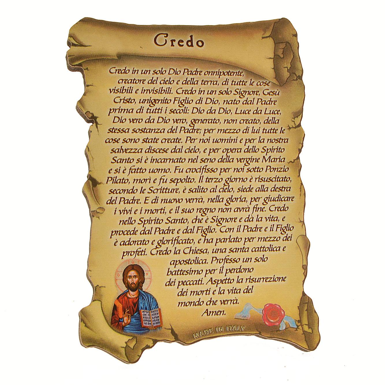 Risultati immagini per credo apostolico