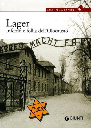 Lager Inferno E Follia Dell Olocausto Libro Viberti P border=