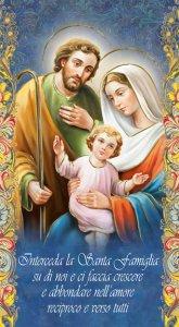 """Copertina di 'Benedizione della Famiglia """"Natività"""" - altezza 22 cm (10 pezzi)'"""
