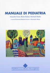 Copertina di 'Manuale di pediatria'