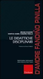 Copertina di 'Le didattiche disciplinari'