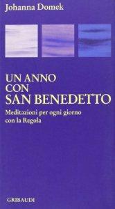 Copertina di 'Un anno con San Benedetto'