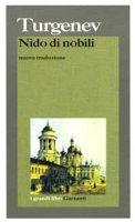 Nido di nobili - Turgenev Ivan