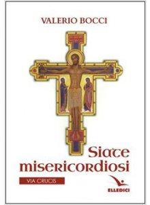 Copertina di 'Siate misericordiosi'