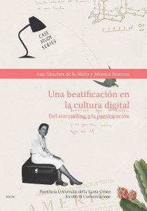 Copertina di 'Una beatificación en la cultura digital'
