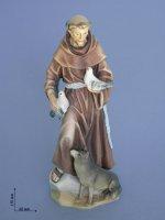 Statua San Francesco di  su LibreriadelSanto.it